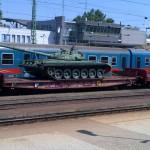 Magyar tankok Ukrajnába?