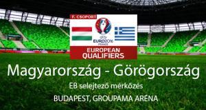 Magyarország-Görögország