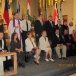 Gyászszalag-napi megemlékezés Montreálban