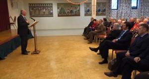 Schmitt Pál a nemzeti érzésről tart előadást Torontóban