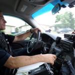 Bevetésen egy magyar származású rendőrtiszttel Kanadában