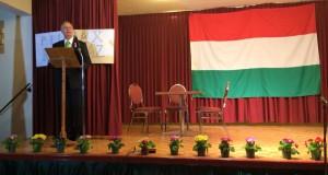 Trócsányi László igazságügyi miniszter | fotó: Torontói  magyar főkonzulatus facebook