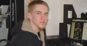 Született kanada keresztény fehér férfi, aki iszlamistává vált