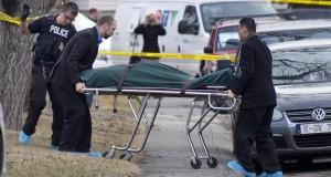 Egy rendőr fia mészárolt Calgaryban