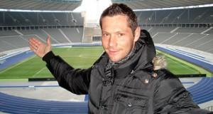 Dárdai a Hertha Berlin Stadionjában