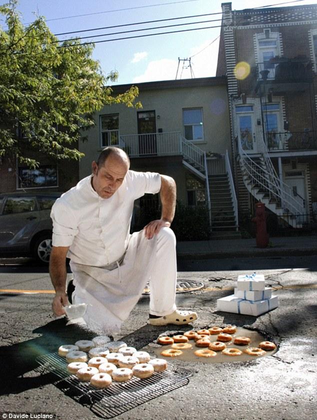 Rue Belanger, Montréal - Így készül az igazi Dunkin'
