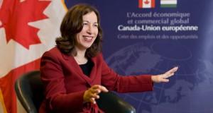 Lisa Helfand Kanada Magyarországra akkreditált nagykövete