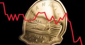 11 éves negatív csúcson a CAD az USDvel szemben