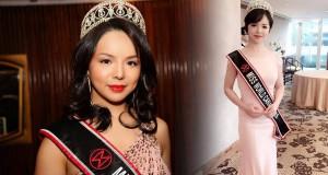 A kínai származású Anastasia Lin-t nem engedték be Kínába