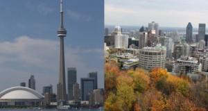 Torontó és Montreál a két kanadai város, ahol jó élni