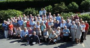 A soproni erdészek nanaimo-i csúcstalálkozója