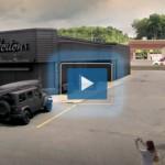 Elsötétült kávézóval várta vendégeit a Tim Hortons (+video)