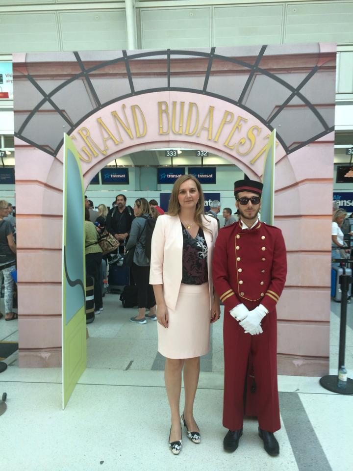 The Grand Budapest Hotel Stream English