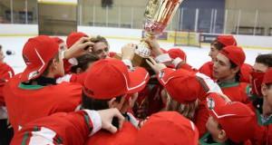 Az U16-os válogatott hibátlan teljesítménnyel nyerte meg a kanadai tornát.  •  Fotó: Mercz Orsolya